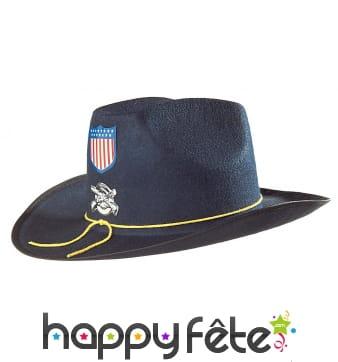 Chapeau de la cavalerie américaine pour enfant