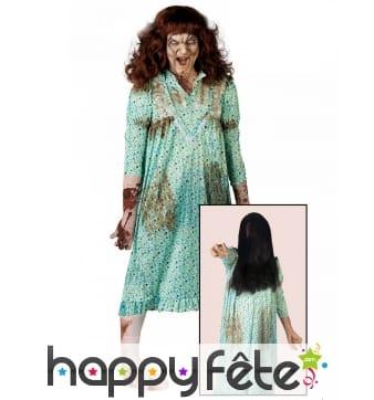 Costume de l'Exorciste pour femme