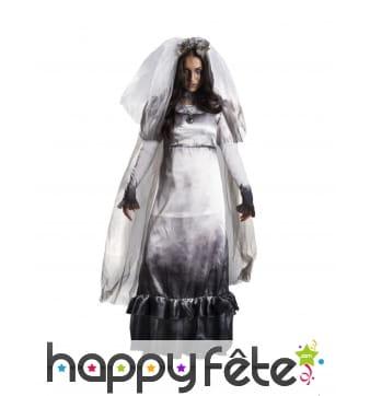 Costume de La Llorona le fantôme pour femme