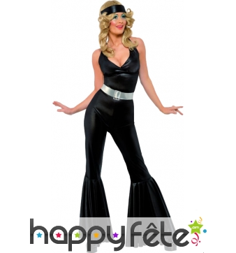 Costume de la madone noir sexy