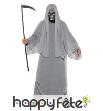 Costume de la mort pour adulte