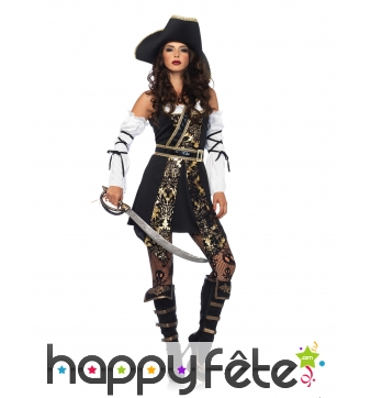 Costume de la reine des pirates