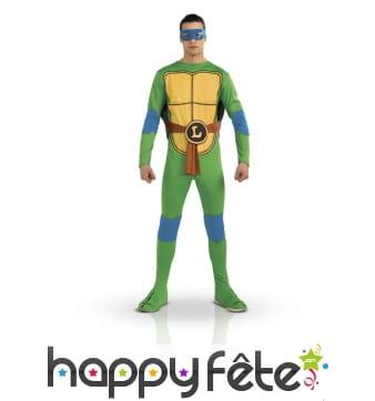 Costume de Léonardo pour adulte, tortue ninja