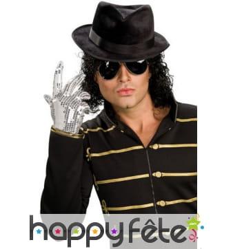 Chapeau de Michael Jackson, le roi de la pop