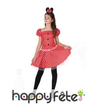 Costume de Madame souris pour enfant