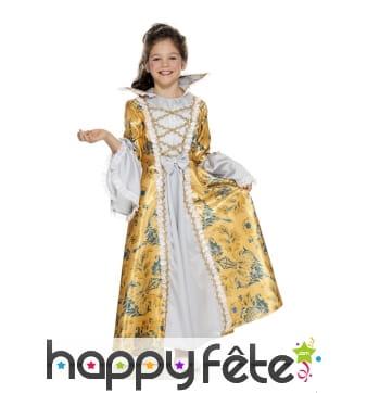 Costume de Mademoiselle Meertey