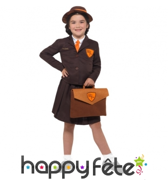 Costume de Malory School pour enfant