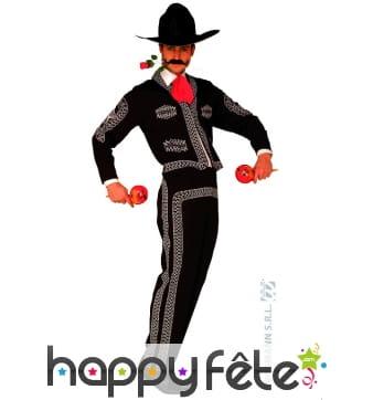Costume de mariachi