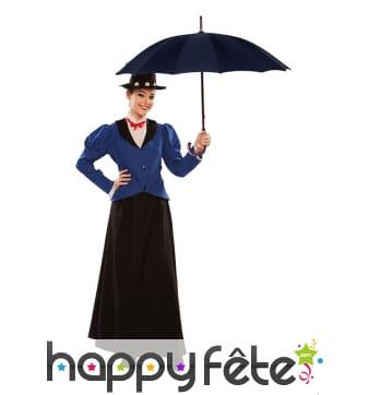 Costume de Mary Poppins pour femme