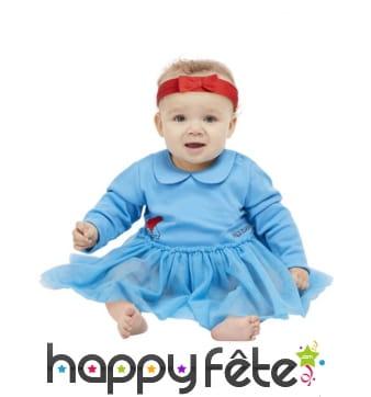 Costume de Matilda pour bébé