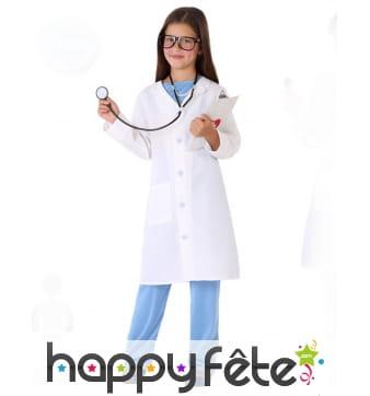 Costume de médecin pour enfant