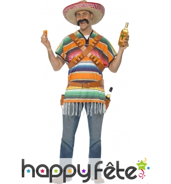 Costume de mexicain tequila shooter