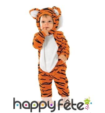 Costume de mini tigre pour enfant