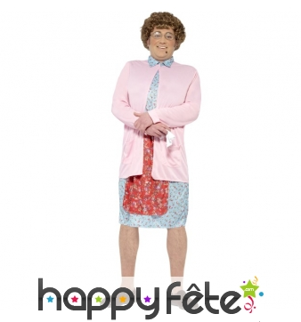 Costume de Mrs Brown