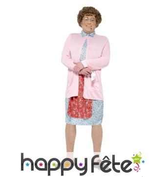 Costume de Mrs Brown