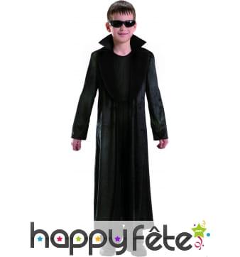 Costume de Néo enfant