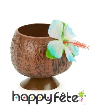 Coupe demi noix de coco