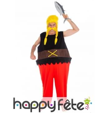 Costume de Ordralphabétix pour homme