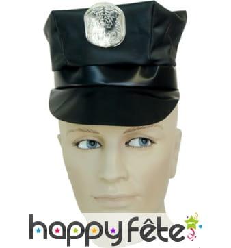 Chapeau de policier (petite taille)