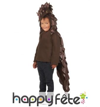 Costume de pangolin pour enfant
