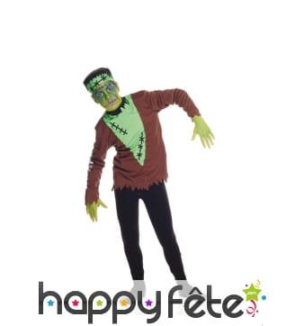 Costume de petit Frankenstein pour enfant