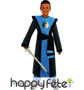 Costume de petit samourai
