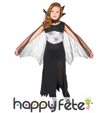Costume de petit sorcière araignée pour enfant