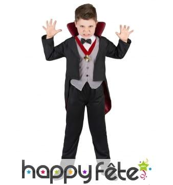 Costume de petit vampire pour enfant