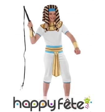 Costume de Pharaon pour ado