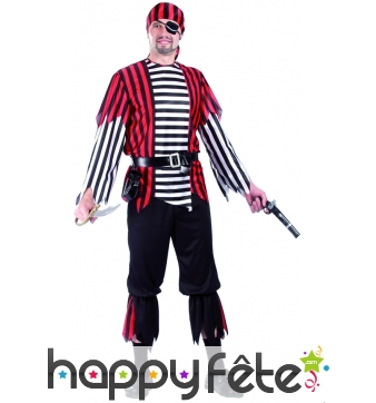 Costume de Pirate Joe