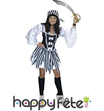 Costume de Piratine sexy Larissa