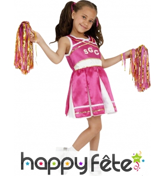 Costume de pom-pom girl enfant