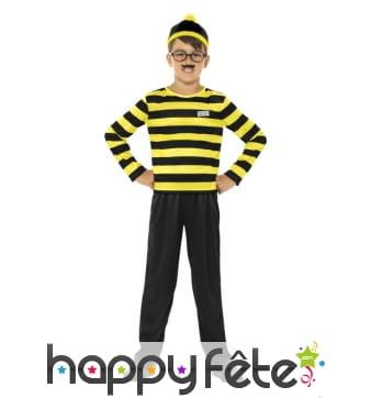 Costume de Pouah pour enfant, ou est Charlie
