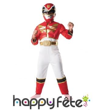 Costume de Power Rangers Megaforce pour garçon