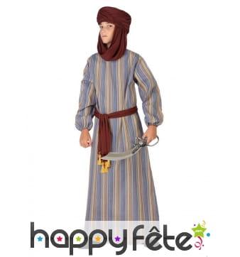 Costume de prince arabe pour enfant