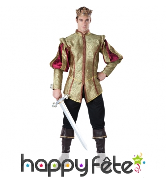 Costume de prince style renaissance