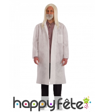Costume de professeur covid-19 pour adulte