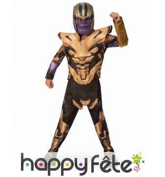 Costume deThanos pour enfant