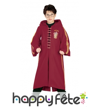 Costume de Quidditch pour enfant, Harry Potter