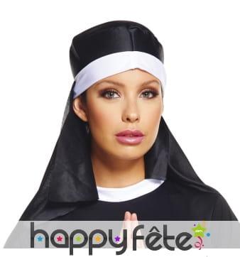 Coiffe de religieuse