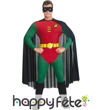 Costume de Robin Licence