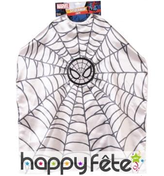 Cape de Spiderman et toile d'araignée pour enfant