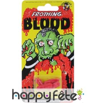 Capsules de sang