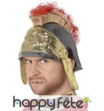 Casque de soldat romain