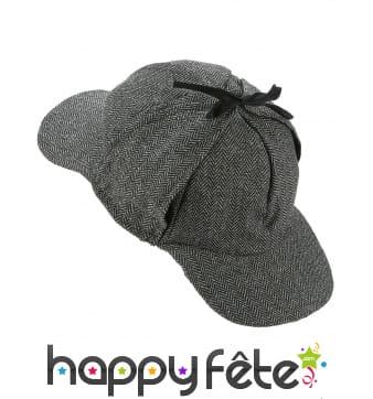 Chapeau de Sherlock Holmes