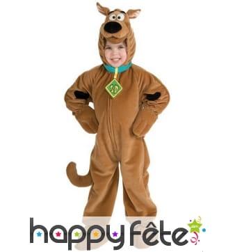 Combinaison de Scooby-Doo pour enfant