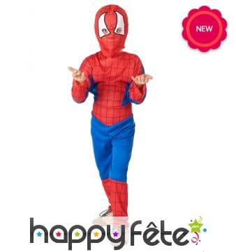 Combinaison de Spiderman pour garçon