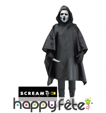 Costume de scream série télé