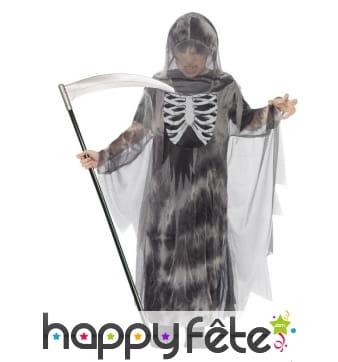 Costume de seigneur fantôme pour enfant
