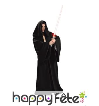 Costume de seigneur Sith noir
